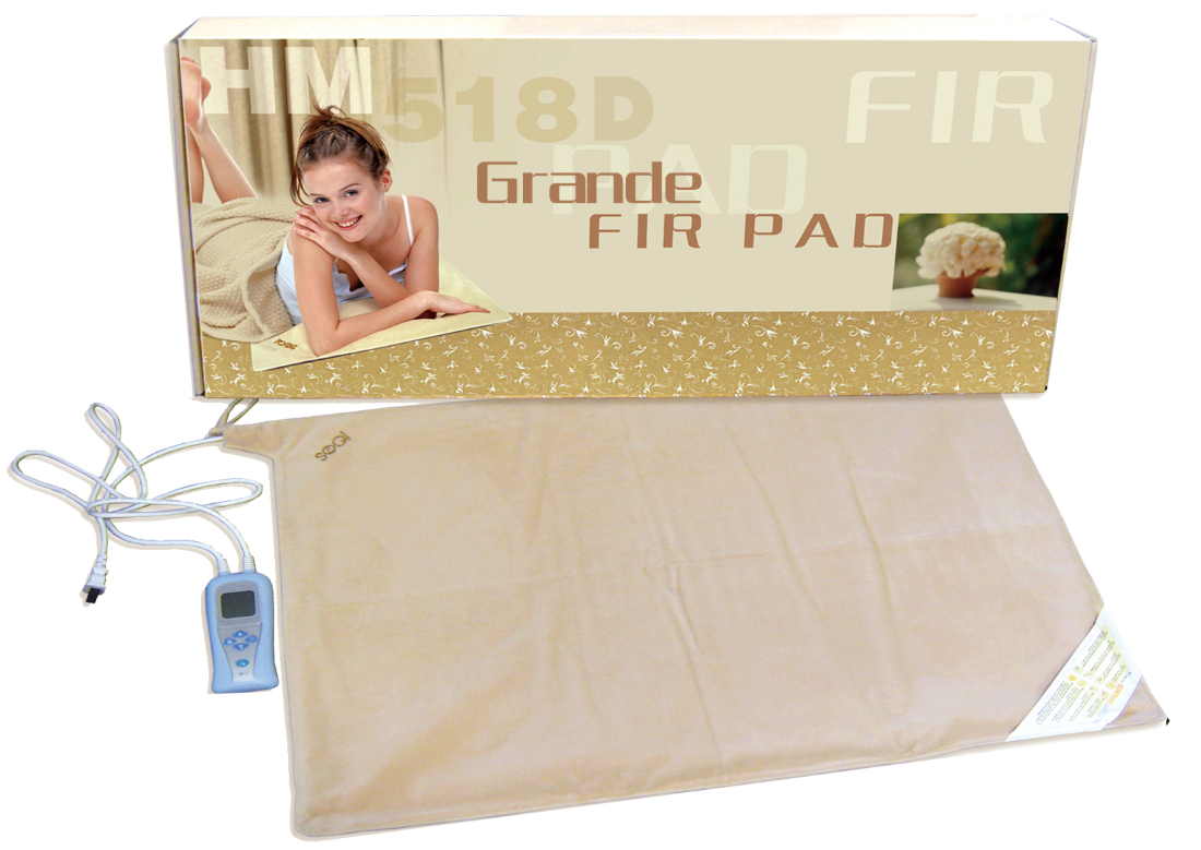 grande fir heating pad